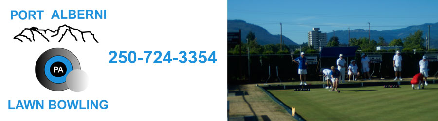 port alberni lawn bowling alberni valley